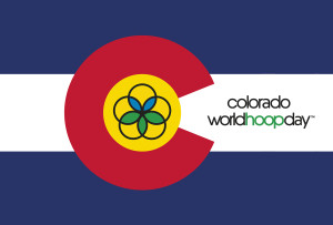 Colorado World Hoop Day supports global and local efforts to spread peace, joy and health through hula hooping and flow arts.