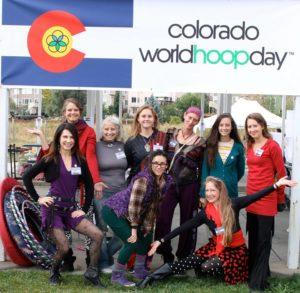 Colorado World Hoop Day 2015 Organizing Team