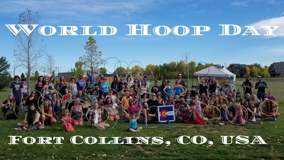 World Hoop Day Colorado 2017 - Fort Collins USA